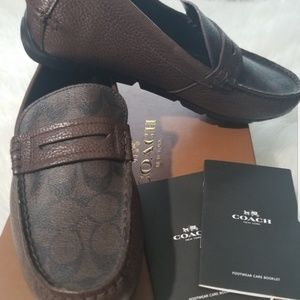 Coach Loafers *Brand New*